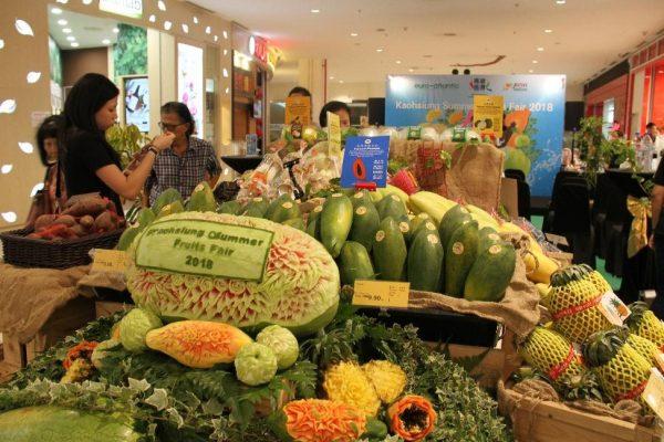 Taiwan Summer Fruits Fair & Launch • Euro-Atlantic