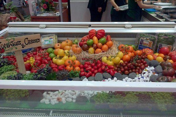 Tomatoes _ cresses