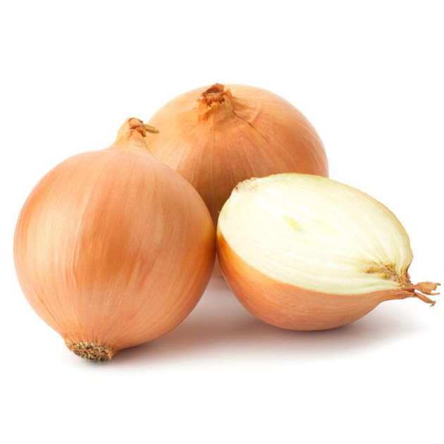 cream gold onion